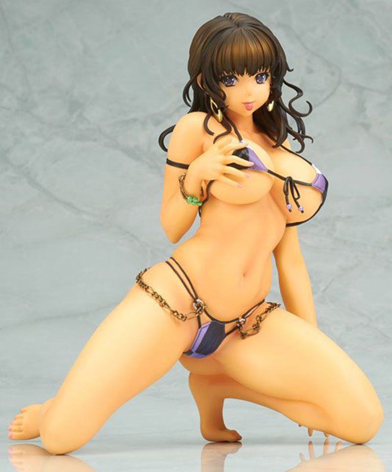 Homare-Art-Works-Indo-Akane-Action-Figure-sexy-cute-Swimsuit-Ver-Indo-Akane-PVC-figure-Toy (2)