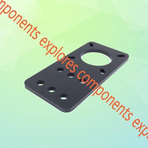 Openbuilds Motor Mount Plate - NEMA 17 Stepper Motor, 2pcs/lot.
