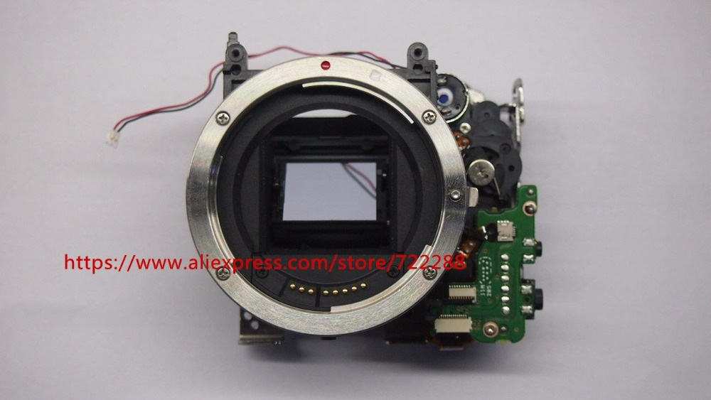 US $81 39 26% OFF|Repair Parts For Canon EOS 700D Rebel T5i Kiss X7i Mirror  Box Ass'y With Shutter Blade Unit CG2 4001 000-in Electronics Stocks from