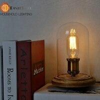 Camphorwood Desk Lamp
