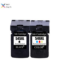 PG545 CL546 Inkt Cartridge Voor Canon Pg 545 Cl 546 545XL Voor Canon Pixma IP2850 MX495 MG2450 MG2550 MG2950 NS28(China)