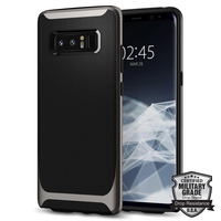Original Hybrid Case For Galaxy Note 8 Flexible Inner Protection Reinforced Hard Bumper Hybrid Case For