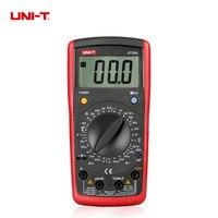 UNI T UT39A Digital Multimeter Auto range AC/DC Voltmeter Current Resistance Capacitance Tester
