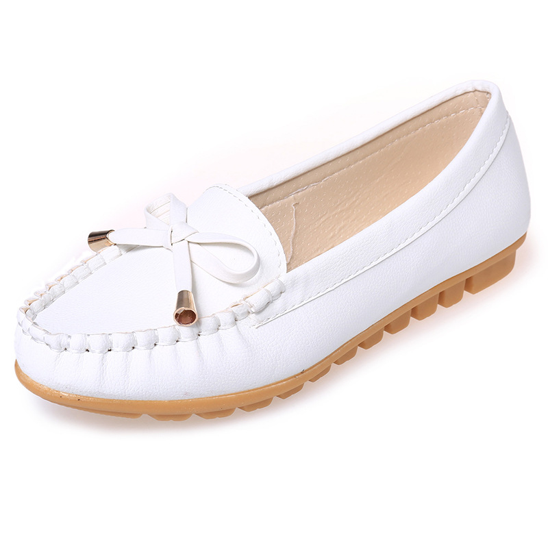 Flat Shoes Women Autumn Slip On Shoes For Women Loafers  Moccasin Womens Zapatos Mujer Ballet Flats Womens Shoes Woman 233 vtota spring autumn shoes woman butterfly knot flats women shoes slip on casual shoes flat zapatos mujer soft female shoes 606
