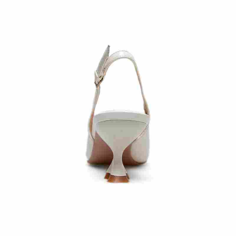Ayakk.'ten Kadın Pompaları'de KRAZING POT yeni hakiki deri marka ayakkabı garip ince yüksek topuklu kadın pompaları sivri burun papyon dekorasyon prenses ayakkabı L01'da  Grup 2