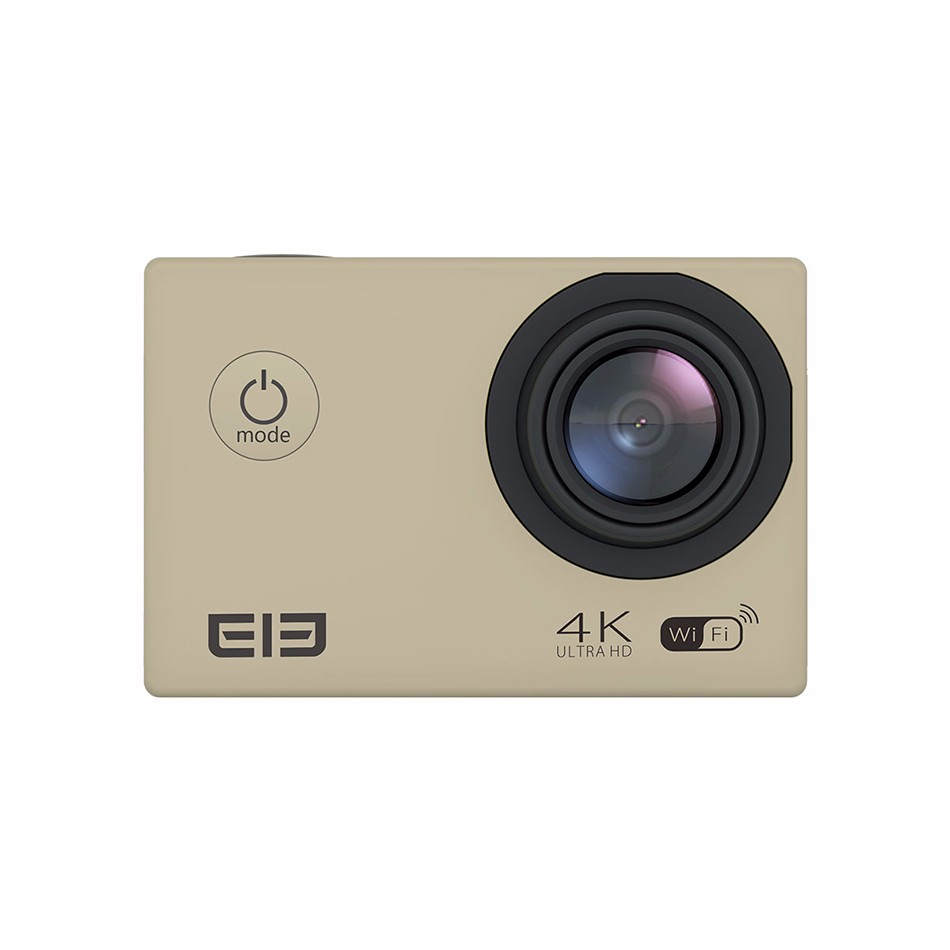 ELEPHONE ELE CAM EXPLOYER WIFI ALIWINNER V3 2 INCH TFT LCD 4K 15FPS WATERPROOF ACTION SPORT CAMERA  12