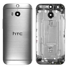 NEW For htc ONE M8 Battery Door Back Cover Housing Case+SIM Card Tray  Silver стоимость