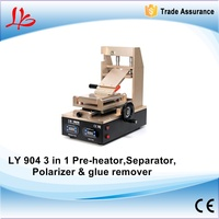 No Tax LY 904 OCA Glue And Polarizer Remover 3 In 1 Lcd Separator Machine And