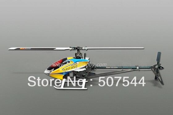 где купить Tarot 450 PRO V2 ZYX08 S2 Version FBL Flybarless TL20006 with Digital Servo по лучшей цене
