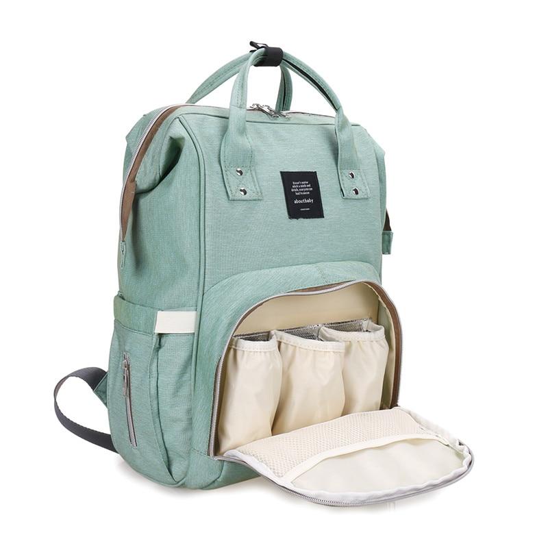 Torby na wózek dziecięcy Aboutbaby Wodoodporne torby wózek - Pieluchy i Trenowanie toalety - Zdjęcie 3