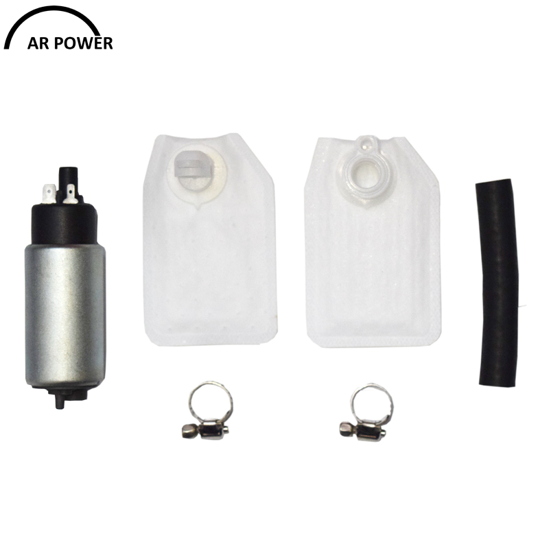 For New Yamaha Intank EFI Fuel Pump 30mm Motorcycle Scooter ATV with install kit