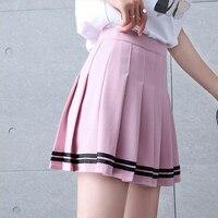 Falda de animadora estilo sailor en diferentes colores 2