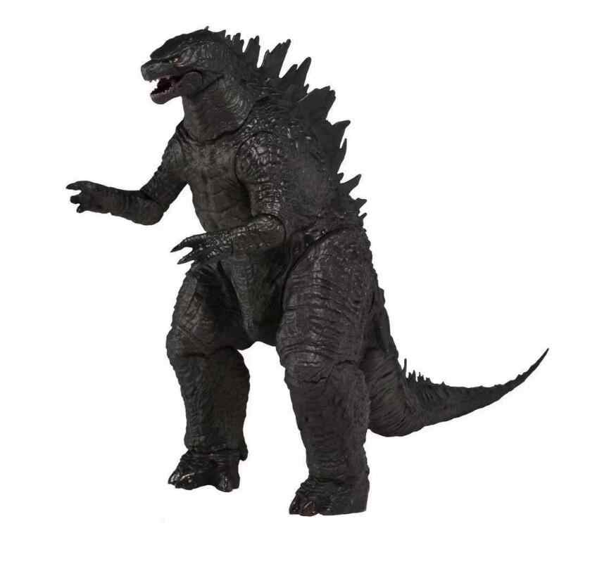 NECA Filme Gojira 2014 PVC Action Figure Collectible Modelo Toy 16cm