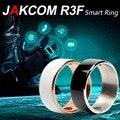 Jakcom R3F NFC Inteligente Anel Para A Alta Velocidade Eletrônica Acessórios 3-prova App Habilitado Telefone Inteligente Tecnologia Wearable Anel Mágico