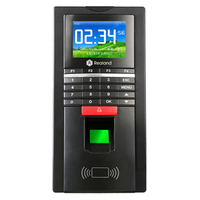 Wholesale Realand M F131 Color Fingerprint Access Control System Time Clock Attendance ID Card Reader TCP