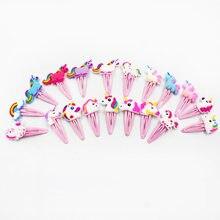 10 Uds. Decoración de tarjeta de unicornio, decoración de fiesta de cumpleaños para niños, niño, niña, Baby Shower, decoración de boda, decoración de unicornios, Q