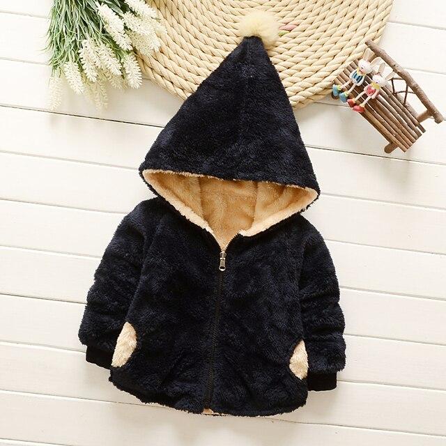 6 месяцев ребенок девушки положить ребенка осень зима пальто 0-1-2-3 лет-старая мужской 7 ветровка 5 весенние и осенние зимние пальто