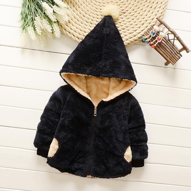 6 meses de bebê meninas colocar casaco de inverno do bebê do outono 0-1-2-3-ano-velho metade masculina 7 blusão 5 primavera e no outono casacos de inverno