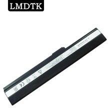 LMDTK New laptop battery for Asus A52 A52J A52F A52JB A52JK A52JR K42 K42F K42JB