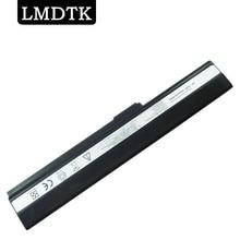 Lmdtk Аккумулятор для ноутбука ASUS A52 A52J K42 K42F K52F K52J 70-NXM1B2200Z A31-K52 A32-K52 A41-K52 A42-K52 6 ячеек Бесплатная доставка