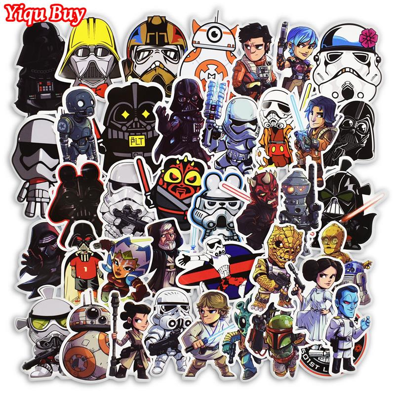 100 Pcs Anime Stickers for Skateboard Bike Motorcycle Car Styling Laptop Home Decor Decals Graffiti Cool Waterproof Sticker