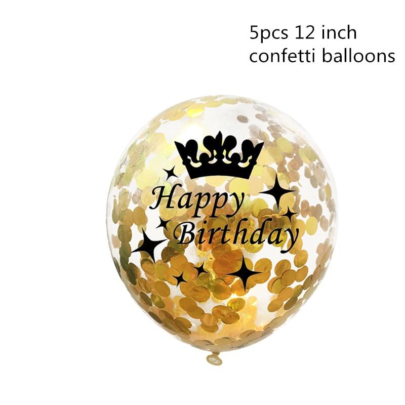 Dropwow Boy Blue Gold First Birthday Hat Glitter Girl Pink