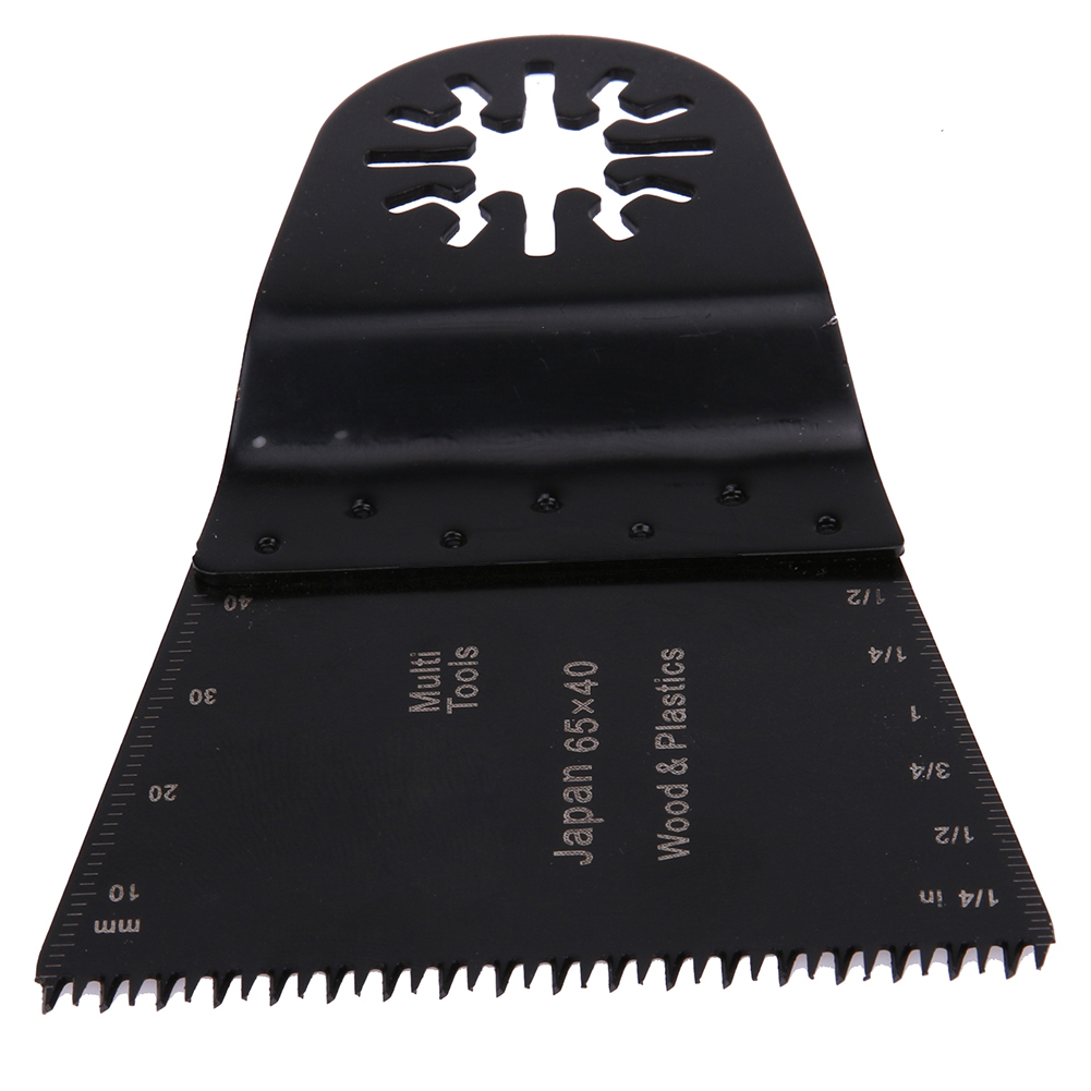 1PC 65mm Oscillating Multitool E-cut Standard Saw Blades For Dremel Multimaster Tools Wood Cutting Renovator Tool DIY Supplies