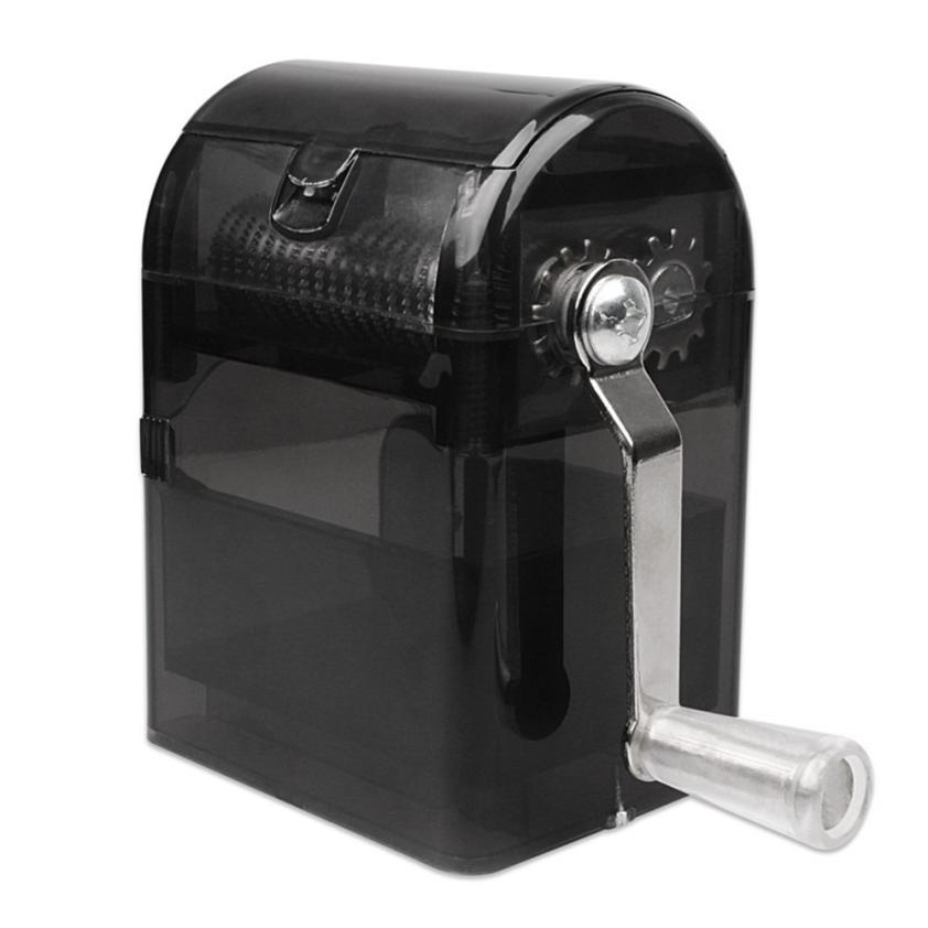 aeProduct.getSubject()  Smoking Shredder Hand Crank Crusher Tobacco Cutter Grinder Hand Muller Shredder Smoking Case drop transport HTB1 RFgk3oQMeJjy0Foq6AShVXaD