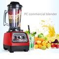 Одобренный CE мощный коммерческий блендер сухой пищевой измельчитель питания миксер измельчитель блендер