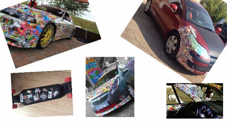 Portátil Piel Pegatina Lap Toppers Auto Adhesivo Calcomanía diseño encantador muchos colores un
