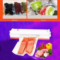 1piece11 0V/220V Home Lebensmittel Erhaltung Abdichtung Maschine Vakuum Lebensmittel Sealer Fit Für Küche