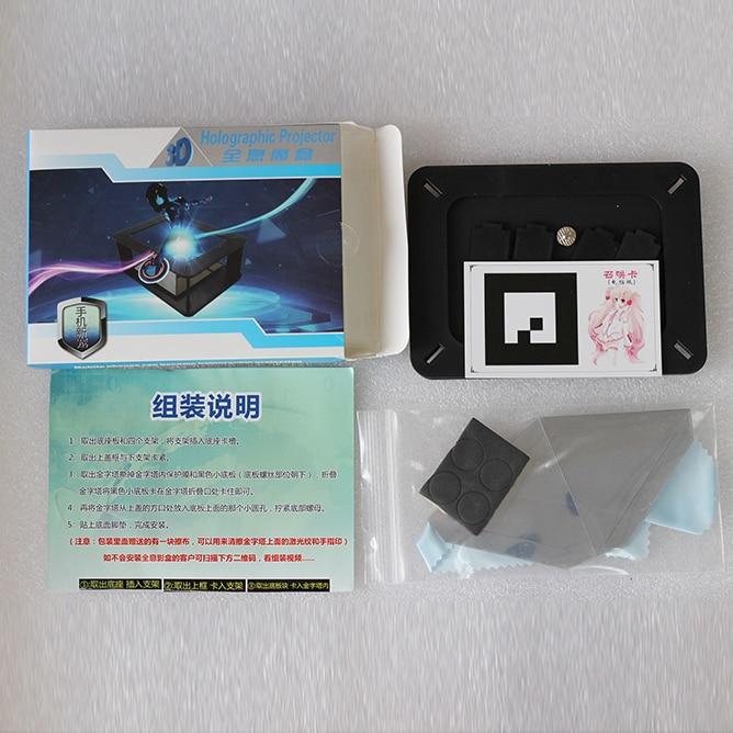 Holograafiline mobiiltelefonid 3D holograafiline - Kodu audio ja video - Foto 5
