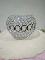 285mm crystal ball accessory for desk lamp cover /floor lamp shade /chandelier lamp shade /