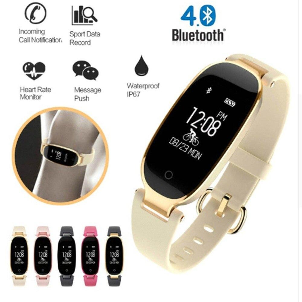 Bracelet, Rate, Heart, Tracker, Smart, Swimming