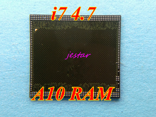 3 U0700 A10 CPU RAM Dành Cho iPhone 7 7G 4.7 Lớp Trên trên VI MẠCH kiểm nghiệm