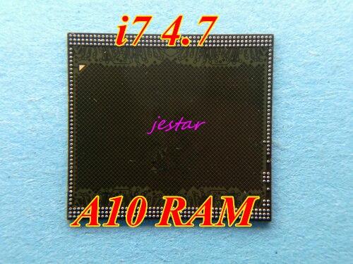 3 adet U0700 A10 CPU RAM iPhone 7 7G Için 4.7 Üst Katman üst IC çip test