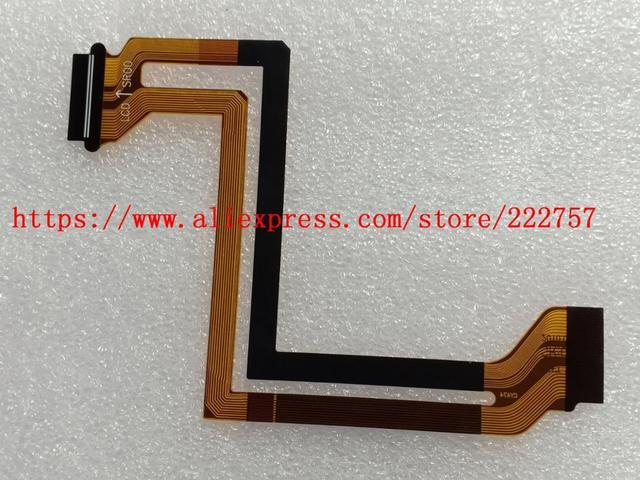 NOUVEAU LCD Câble Flexible Pour SAMSUNG HMX S10 HMX S15 HMX S16 S10 S15 S16 AD41 01424A Caméra Vidéo Pièce de Réparation