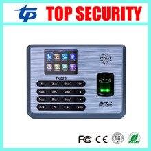 Nuevo llegado ZMM220 nuevo firmware ZK TX628 TCP/IP RS232/485 lector biométrico de huellas dactilares la atención del tiempo de la huella digital del sistema linux