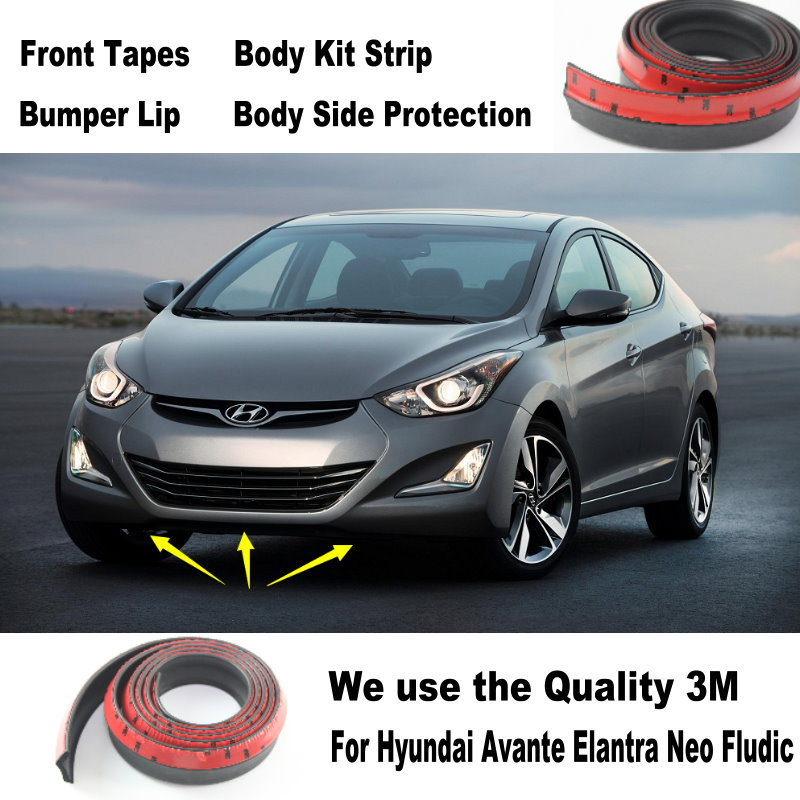 Hyundai Civic For Sale: Car Bumper Lips For Hyundai Avante Inokom Elantra GT I35