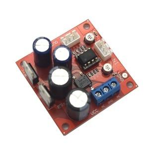 Image 3 - HiFi Vinyl record player MM MC phono Preamplifier Preamp board NE5532 op amp dual AC 5 16V amplifier G9 001