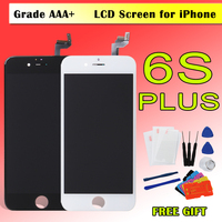 HOT 100% Tested AAA+ Quality LCD Display For iPhone 6s 6splus Touch Screen Digitizer Front Glass Pantalla Assembly Replacement