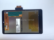 For ASUS NEXUS 7 1st Gen 2012 ME370T Tablet LCD Display Screen Touch Screen digitizer Assembly