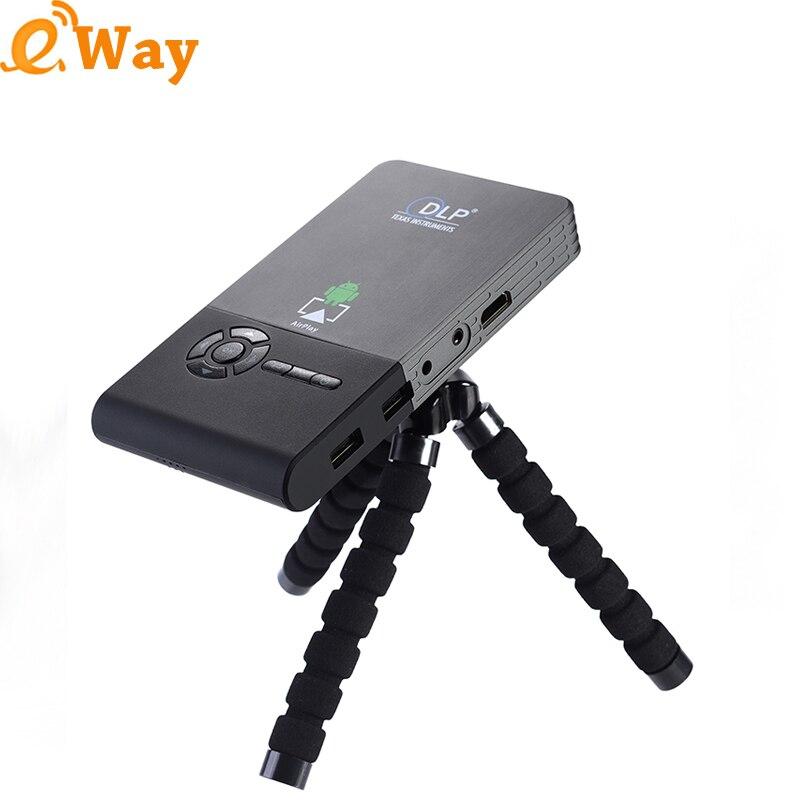 Android 4.4 Tv Box C2 Draagbare Mini Home Cinema Tv Usb Host 2.0 Wvga 854x480 Android Wifi Led Smart Dlp Projectoren Dozen Een Grote Verscheidenheid Aan Goederen