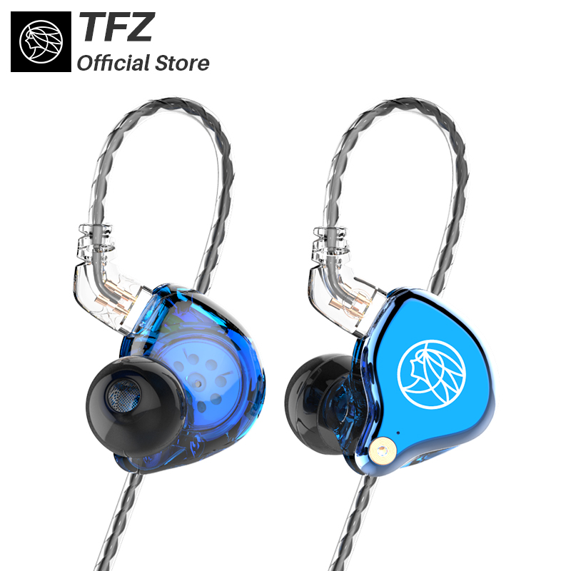 The Fragrant Zither / T2, Hifi monitor headphoens, TFZ Bass Sound Earphone In-Ear Sport Headset,3.5mm Earbuds for Huawie Mp3 Dj the fragrant zither king pro neckband hifi monitor earphones tfz in ear sports hifi earbuds bass earphones metal earphone
