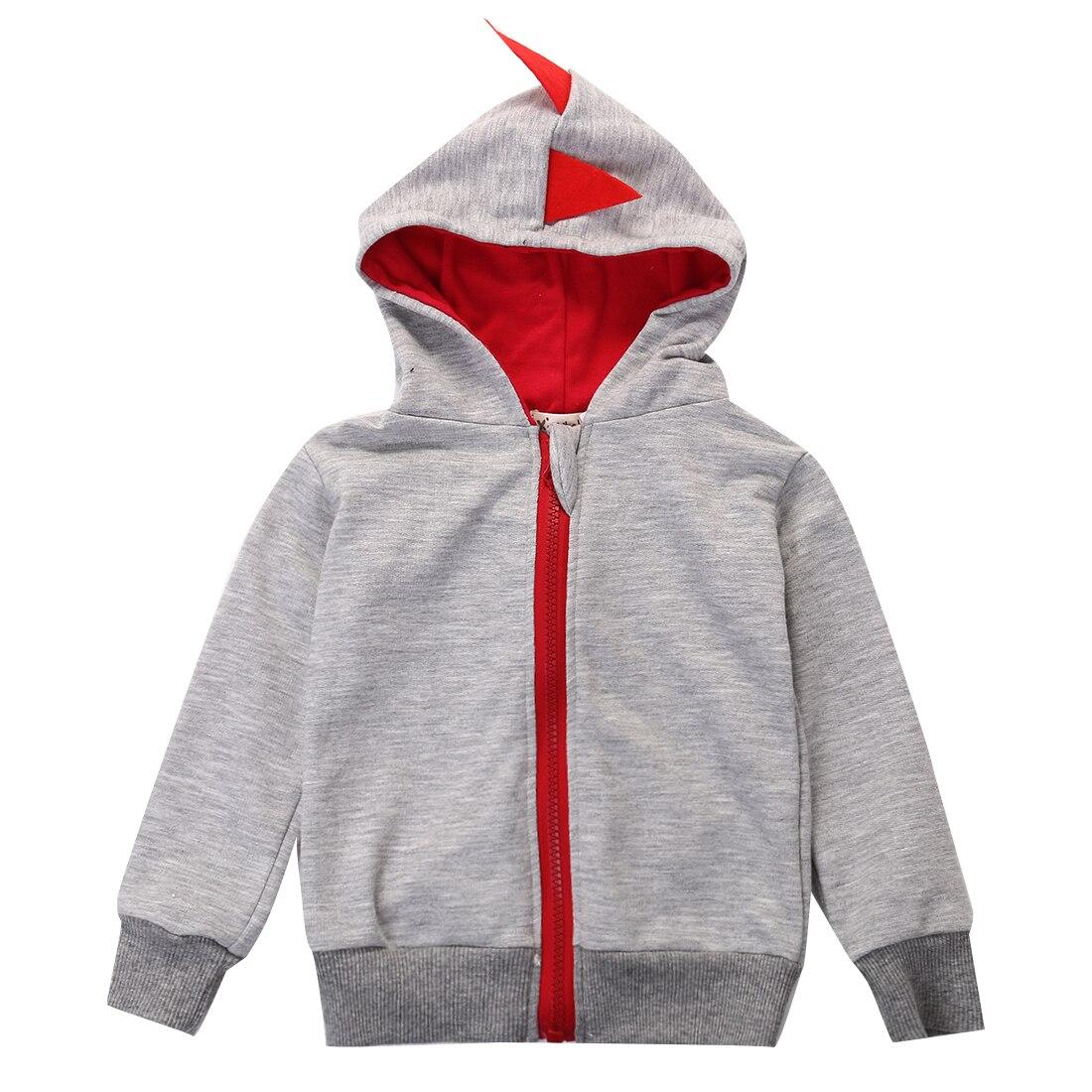 black-and-gray-new-cute-hot-Baby-Boys-Fleece-Jumper-Zipper-Plain-Zip-Up-Dinosaur-Hoodie-Hooded-1