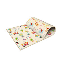 MrY Baby Waterproof Indoor Carpet Play Anti-fall Crawling Mat Kids Foldable Play Area Rug vintage printing anti skid indoor outdoor area rug