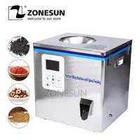 Machine de remplissage de Sachet de Machine d'emballage de thé de ZONESUN peut remplissante de Machine