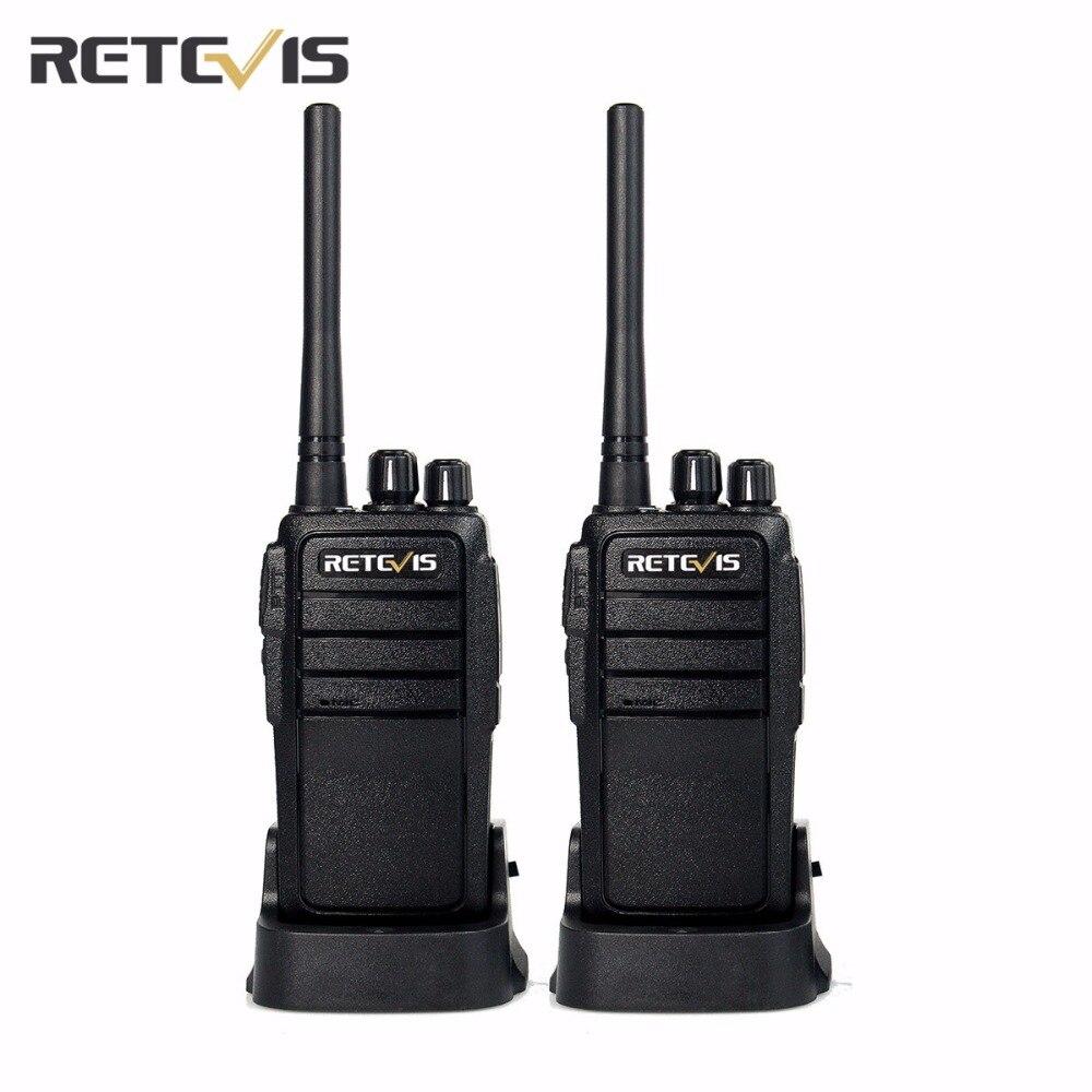 Дешевые 2 шт. Retevis RT21 рация UHF 16CH CTCSS/DCS тот VOX сканирование скремблер шумоподавления 2,5 Вт удобный cb радио ФИО Comunicador A9118A