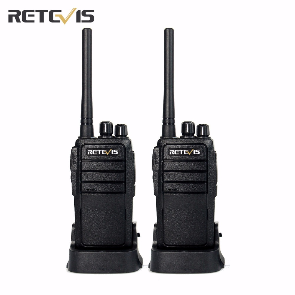 Goedkope 2 stks Retevis RT21 Walkie Talkie UHF 16CH CTCSS / DCS TOT VOX Scan Scrambler Squelch 2.5 W Handige cb Radio Comunicador A9118A
