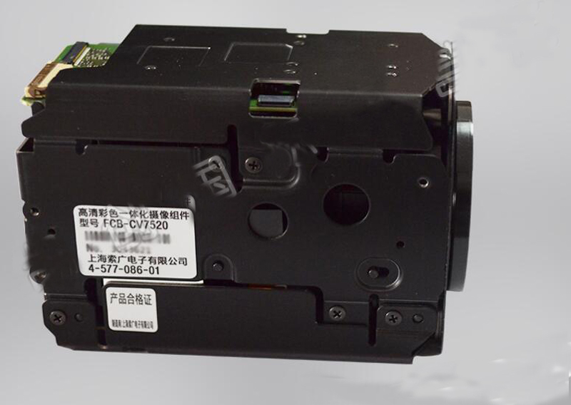 Original SONY 60MM FCB-CV7520 FCB-EV7520 Lens 30 Times Machine Core One Integration Camera кромкорез со штоком stihl fcb km